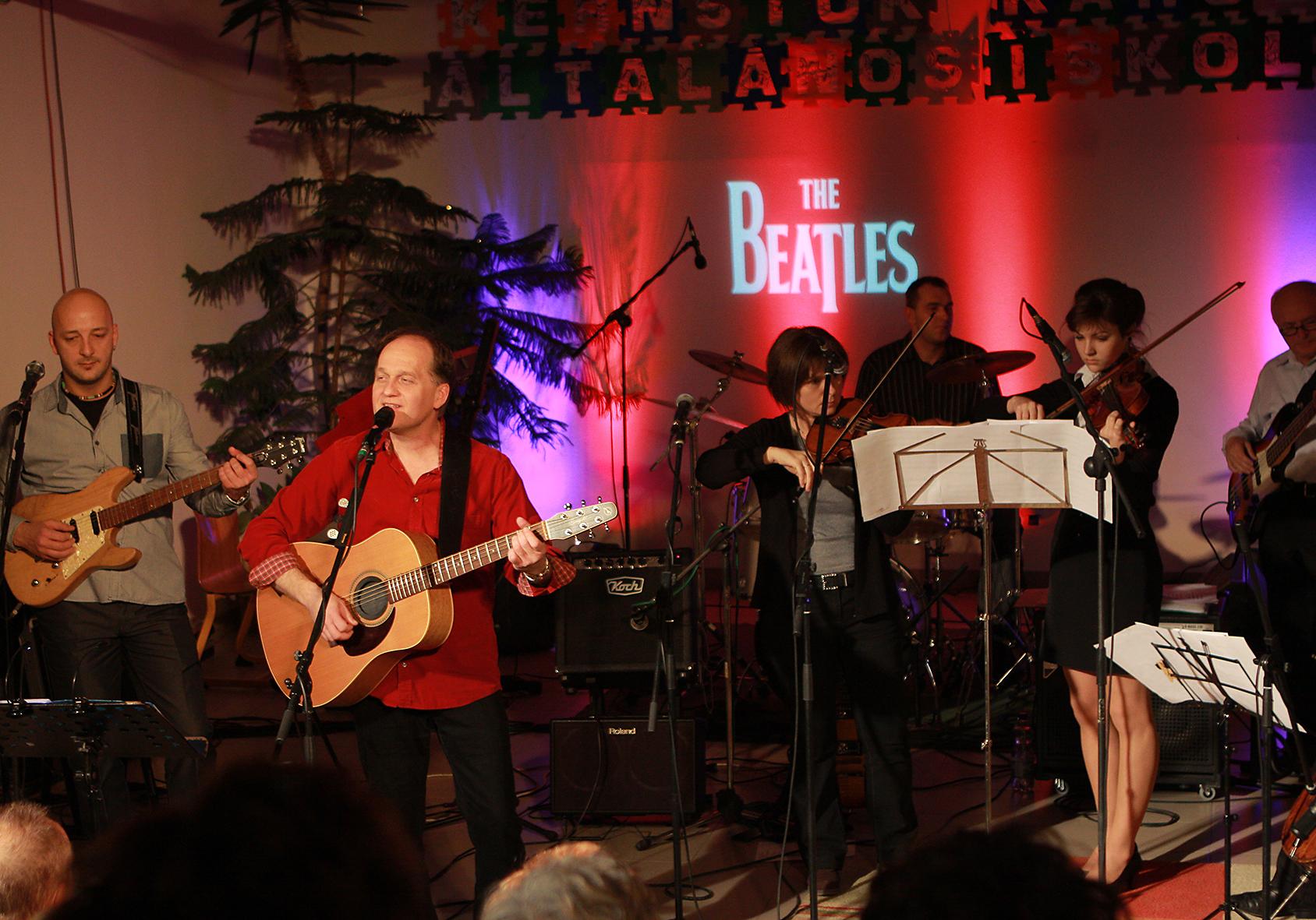 Beatles Emlékkoncert, 2013